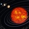 日没の東京で南西に見えた金星の形?地球や太陽との位置関係を考える