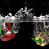 【容器と水量】場合分けと仮定?おもりを沈めたときの水の深さは?